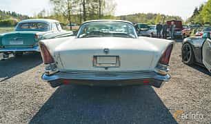 Back of Chrysler 300C Hardtop 6.4 V8 TorqueFlite, 381ps, 1957 at Lissma Classic Car 2019 vecka 20