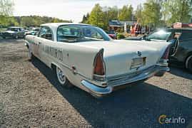 Back/Side of Chrysler 300C Hardtop 6.4 V8 TorqueFlite, 381ps, 1957 at Lissma Classic Car 2019 vecka 20