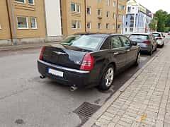 Back/Side of Chrysler 300C 5.7 V8 Automatic, 340ps, 2005