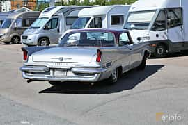 Bak/Sida av Chrysler New Yorker 2-door Hardtop 6.8 V8 Automatic, 355ps, 1959 på Cruising Lysekil 2019