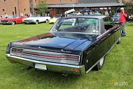 Back/Side of Chrysler New Yorker 4-door Hardtop 7.2 V8 TorqueFlite, 355ps, 1968