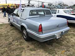 Back/Side of Chrysler New Yorker Fifth Avenue 3.8 V6 Automatic, 152ps, 1992 at Old Car Land no.2 2019