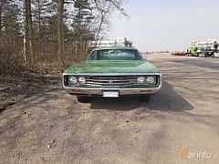 Front  of Chrysler Newport 4-door Hardtop 6.3 V8 TorqueFlite, 278ps, 1971
