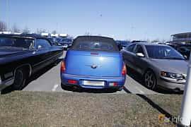 Bak av Chrysler PT Cruiser GT Convertible 2.4 Manual, 223ps, 2005
