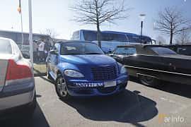 Fram/Sida av Chrysler PT Cruiser GT Convertible 2.4 Manual, 223ps, 2005