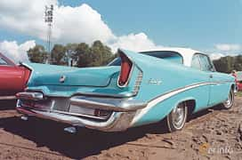 Bak/Sida av Chrysler Saratoga 2-door Hardtop 6.3 Automatic, 330ps, 1959