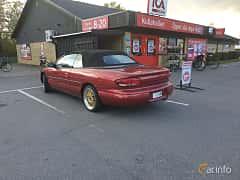 Bak/Sida av Chrysler Stratus Convertible 2.5 V6 Automatic, 163ps, 1999