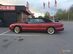 Sida av Chrysler Stratus Convertible 2.5 V6 Automatic, 163ps, 1999