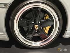 Närbild av Porsche 911 Sport Classic 3.8 H6 Manual, 408ps, 2010