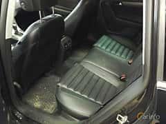 Närbild av Volkswagen Passat Variant 2.0 TDI BlueMotion 4Motion DSG Sequential, 170ps, 2013