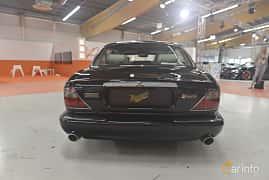 Back of Daimler Super V8 4.0 V8 Automatic, 363ps, 1999 at Bilsport Performance & Custom Motor Show 2019