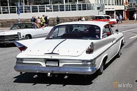 Back/Side of DeSoto Adventurer 2-door Hardtop 5.9 V8 Automatic, 269ps, 1961 at Cruising Lysekil 2019