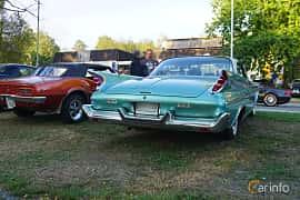 Back/Side of DeSoto Adventurer 4-door Hardtop 6.3 V8 Automatic, 309ps, 1960 at Onsdagsträffar på Gammlia v.33 / 2018