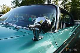 Close-up of DeSoto Adventurer 4-door Hardtop 6.3 V8 Automatic, 309ps, 1960 at Onsdagsträffar på Gammlia v.33 / 2018