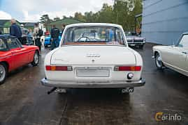 Back of DKW F102 2-door 1.2 Manual, 60ps, 1965 at Fly ´n´ Ride 2018