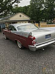 Bak/Sida av Dodge Coronet Lancer 2-door 5.3 V8 PowerFlite, 256ps, 1958