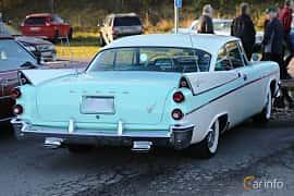 Back/Side of Dodge Coronet Lancer 2-door 5.3 V8 TorqueFlite, 314ps, 1957