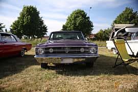 Fram av Dodge Dart GT 2-door Hardtop 4.5 V8 TorqueFlite, 193ps, 1969 på Tisdagsträffarna Vikingatider v.21 / 2018