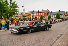 Back/Side of Dodge Polara Sedan 6.3 V8 TorqueFlite, 274ps, 1967 at Nässjö Cruising 2019