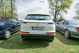 Back of DS 7 Crossback 1.6 THP EAT, 180ps, 2018 at Fest För Franska Fordon  på Taxinge slott 2019