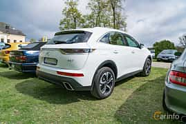 Back/Side of DS 7 Crossback 1.6 THP EAT, 180ps, 2018 at Fest För Franska Fordon  på Taxinge slott 2019