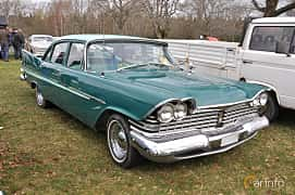 Event  of Plymouth Belvedere 4-door Sedan 5.2 V8 TorqueFlite, 233ps, 1959