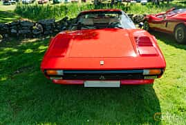 Front  of Ferrari 308 GTBi Quattrovalvole 2.9 V8 Manual, 240ps, 1982 at Sportbilsklassiker Stockamöllan 2019