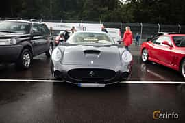 Front  of Ferrari 575 GTZ 5.7 V12 Manual, 515ps, 2002 at Autoropa Racing day Knutstorp 2015
