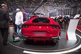Bak av Ferrari 812 Superfast 6.5 V12 DCT, 800ps, 2018 på Geneva Motor Show 2017