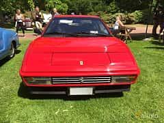 Fram av Ferrari Mondial t Coupé 3.4 V8 Manual, 323ps, 1992 på Sofiero Classic 2018