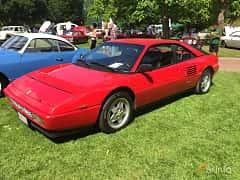 Fram/Sida av Ferrari Mondial t Coupé 3.4 V8 Manual, 323ps, 1992 på Sofiero Classic 2018