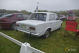 Bak/Sida av Fiat 124 Sedan 1.4 Manual, 69ps, 1969 på Italienska Fordonsträffen - Krapperup 2019