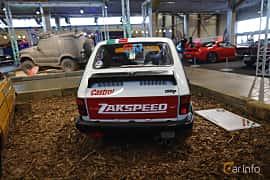 Bak av Fiat 126 Bis 0.7 Manual, 26ps, 1991 på Bilsport Performance & Custom Motor Show 2019