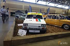 Fram av Fiat 126 Bis 0.7 Manual, 26ps, 1991 på Bilsport Performance & Custom Motor Show 2019