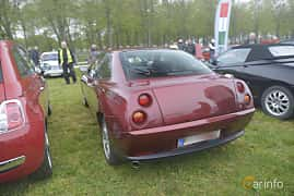 Back/Side of Fiat Coupé 2.0 Manual, 147ps, 1997 at Italienska Fordonsträffen - Krapperup 2019