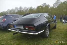 Bak/Sida av Fiat Dino Coupé 2.0 V6 Manual, 160ps, 1968 på Italienska Fordonsträffen - Krapperup 2019