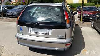 Bak av Fiat Marea Weekend 1.6 Manual, 103ps, 2000