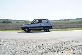 Sida av Fiat Panda 4X4 1.0 FIRE 4x4 Manual, 45ps, 1988 på Tjolöholm Classic Motor 2017