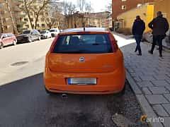 Bak av Fiat Grande Punto 3-door 1.9 JTD Manual, 130ps, 2007