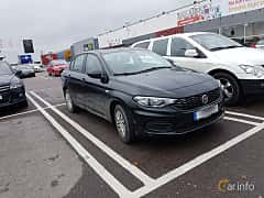 Front/Side of Fiat Tipo Sedan 1.4 Manual, 95ps, 2016