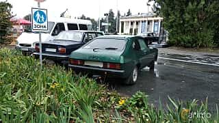 Back/Side of Ford Capri 1.6 Manual, 70ps, 1982 at Old Car Land no.2 2018