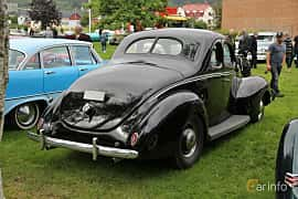 Back/Side of Ford Deluxe Coupé 3.6 V8 Manual, 86ps, 1939