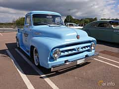 Front/Side  of Ford F Pickup 5.2 V8 Automatic, 170ps, 1955