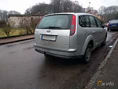 Bak/Sida av Ford Focus Combi 1.8 Duratec Flexifuel Manual, 125ps, 2006