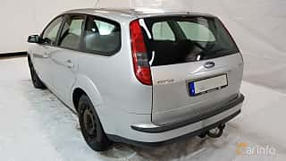 Bak/Sida av Ford Focus Combi 1.8 Duratec Flexifuel Manual, 125ps, 2007