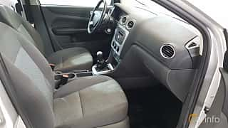 Interiör av Ford Focus Combi 1.8 Duratec Flexifuel Manual, 125ps, 2007