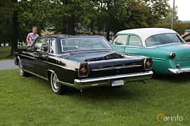 Back/Side of Ford Galaxie 500 LTD 4-door Hardtop 5.8 V8 Automatic, 254ps, 1965 at Bil & MC-träffar i Huskvarna Folkets Park 2019 Amerikanska fordon