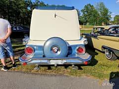 Back of Ford Galaxie Skyliner 4.8 V8 Automatic, 203ps, 1959 at Fordonsträffar i Flen v.30 / 2019