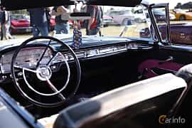 Interiör av Ford Galaxie Skyliner 4.8 V8 Automatic, 203ps, 1959 på Tisdagsträffarna Vikingatider v.21 / 2018