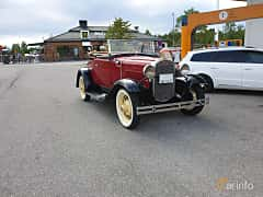 Fram/Sida av Ford Model A Roadster 3.3 Manual, 41ps, 1931